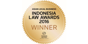 ALB Indonesia Law Award 2016