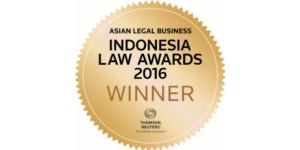 ALB Indonesia Law Award 2016