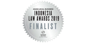 ALB Indonesia Law Awards 2019 Finalis